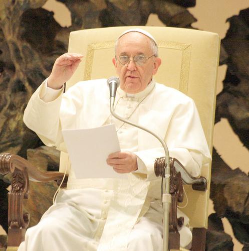 Carta del Santo Padre Francisco