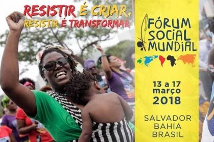Foro Social Mundial 2018